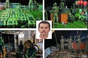 Golpe a narcos decomisan más de 6 toneladas de droga; en aguas del Mencho parte de lo confiscado