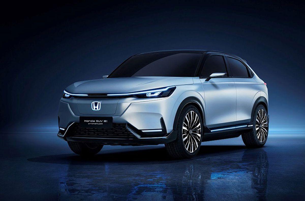 El primer SUV eléctrico de Honda se muestra por completo