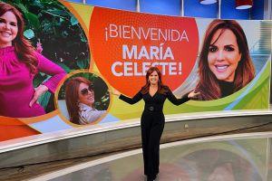 María Celeste Arrarás regresó a Univision después de 20 años