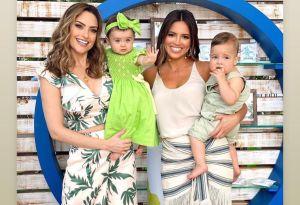 Pamela Silva le festejó el primer año a su hijo Ford junto al padre del niño