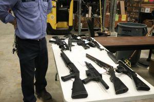 Armas de guerra en las calles del condado de Los Ángeles