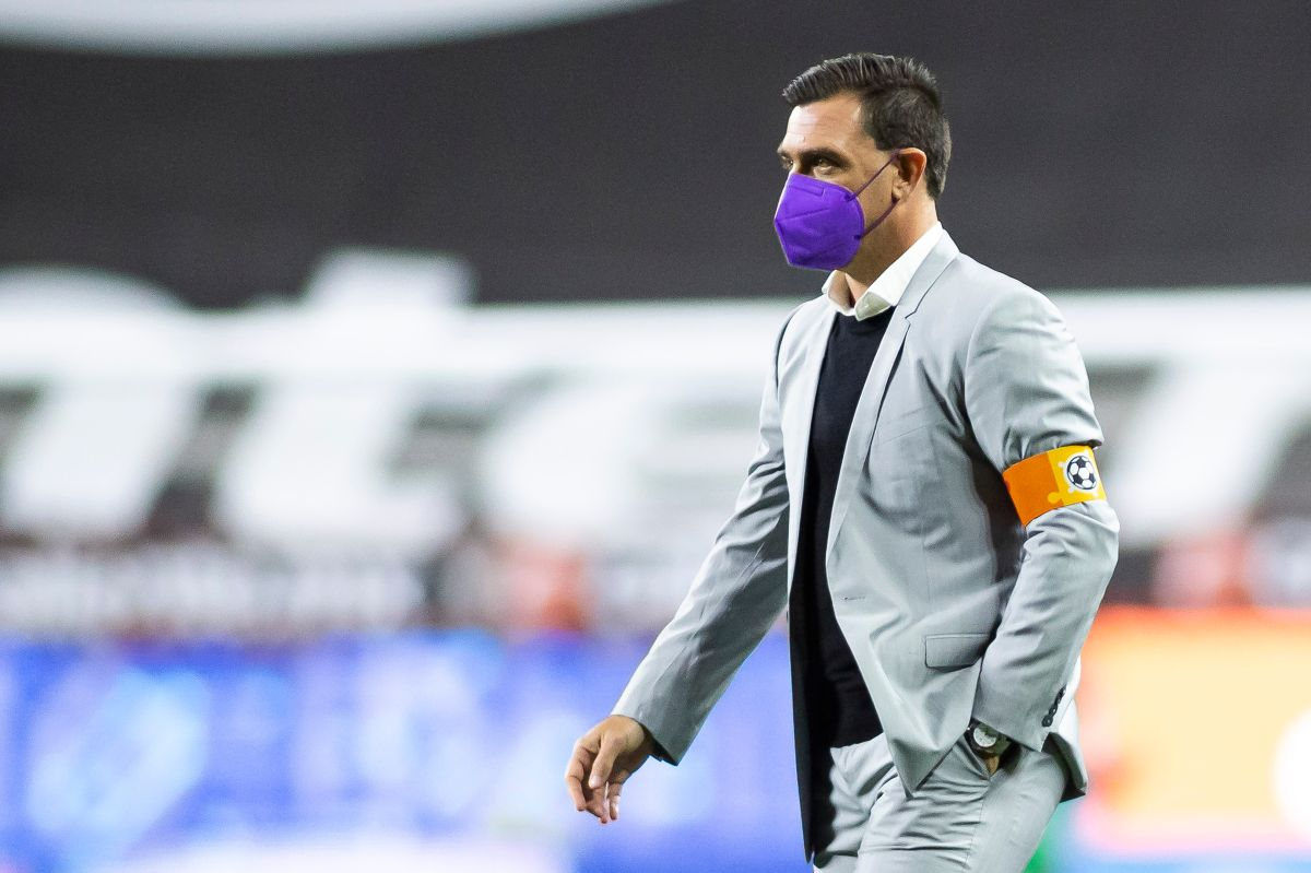 Pablo Guede solo ganó ocho de 33 partidos dirigiendo a Xolos de Tijuana