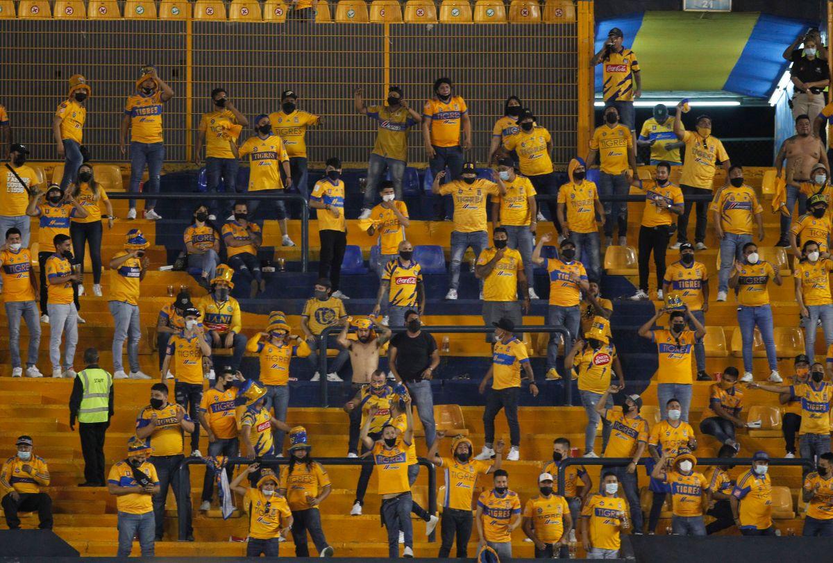 Un nuevo caso de violencia en el fútbol empañó el espectáculo deportivo.