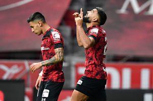 América pierde 1-3 ante Toluca y se olvida del primer lugar