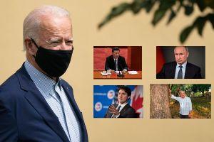 Putin, Xi Jinping, Trudeau y AMLO, entre los 40 líderes convocados por Joe Biden para la cumbre virtual de cambio climático