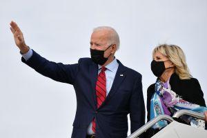 El presidente Biden celebrará sus 100 días en el poder con un acto político en Georgia