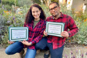 Curso de jardinería lo convertirá en experto del mantenimiento de un jardín nativo de California