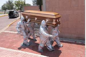 México supera las 2,000 muertes por COVID-19