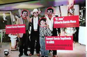 VIDEO: Exhiben con narcos del Cártel del Golfo a familia y candidato a gobernar estado fronterizo