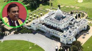 Mukesh Ambani, el hombre más rico de Asia, compró histórica mansión… ¡con hotel y campo de golf!