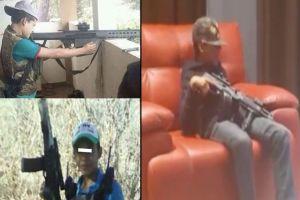 Niños narco, pequeñitos que perdieron la inocencia a manos de los grupos criminales