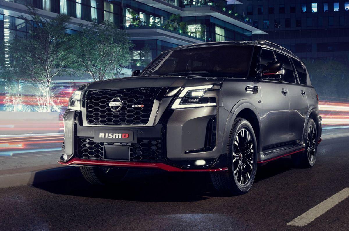 Lujo y deportividad SUV de la mano de Nissan