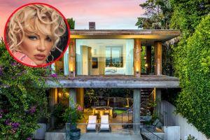 Tras solo un mes a la venta, Pamela Anderson ya le encontró dueño a su mansión eco friendly