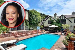 ¿Cansada de sus vecinos? Rihanna sacó la billetera y compró la mansión de junto por $10 millones