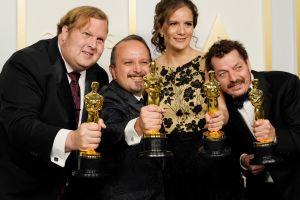 """Tres mexicanos se llevan el Premio Óscar al Mejor Sonido por """"Sound of Metal"""". ¡Orgullo Azteca!"""