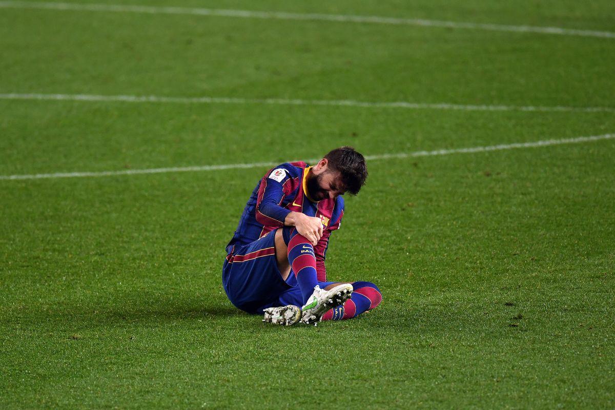 Piqué va a infiltrarse para jugar la final de la Copa del Rey