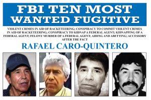 Caro Quintero, el Narco de Narcos es arrinconado, Estados Unidos pide sus casas