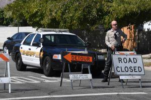 Autoridades matan a tiros a sospechoso de intento de secuestro en estacionamiento de hotel de Corona
