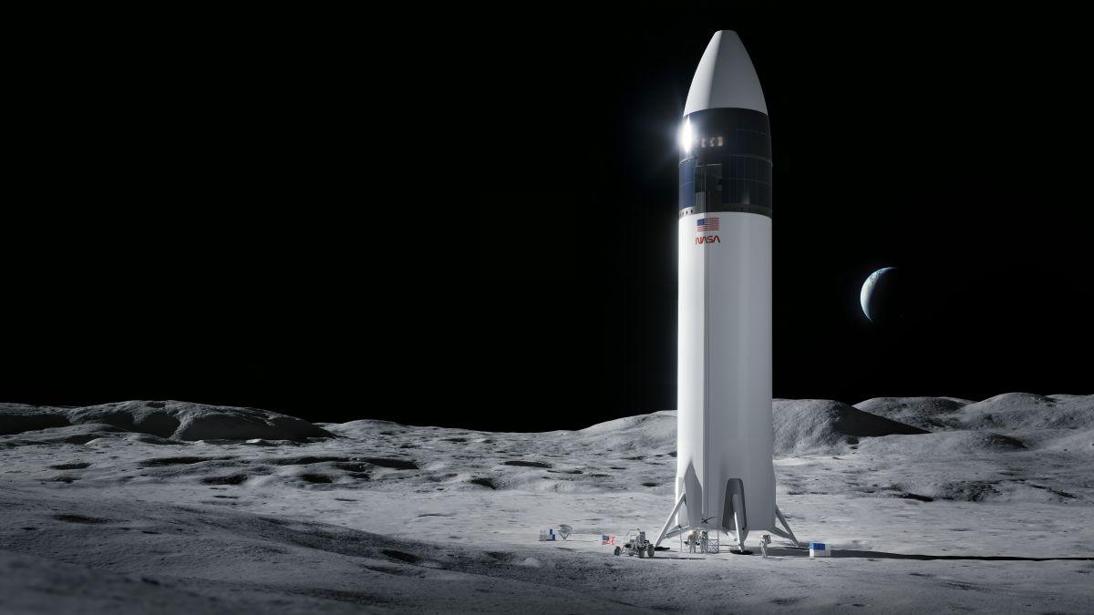 NASA selecciona a SpaceX para construir la nave con la que regresará a la Luna