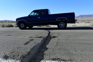 El sur de California registra un nuevo temblor de magnitud 3.1 cerca de Ridgecrest