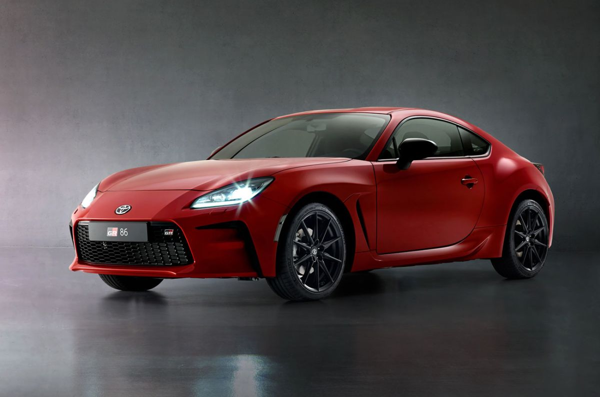 GR 86: segundo capítulo para el deportivo de Toyota