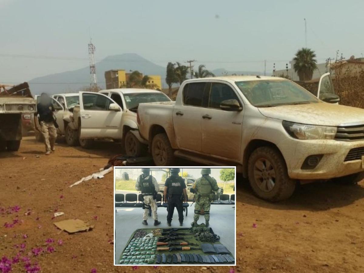 VIDEO: Narcos agreden a soldados y médicos mexicanos para robarles vacunas contra COVID-19