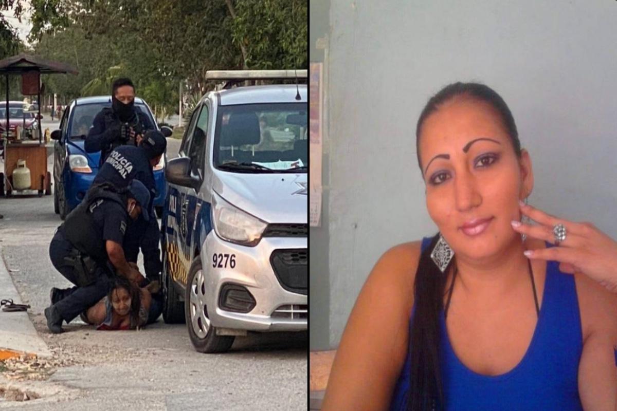 FOTOS: Así fue el último adiós a Victoria Salazar en El Salvador, la migrante muerta a manos de policías