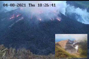 VIDEO: Volcán Soufriere en San Vicente así hizo erupción; hay entre 15,000 y 16,000 personas afectados