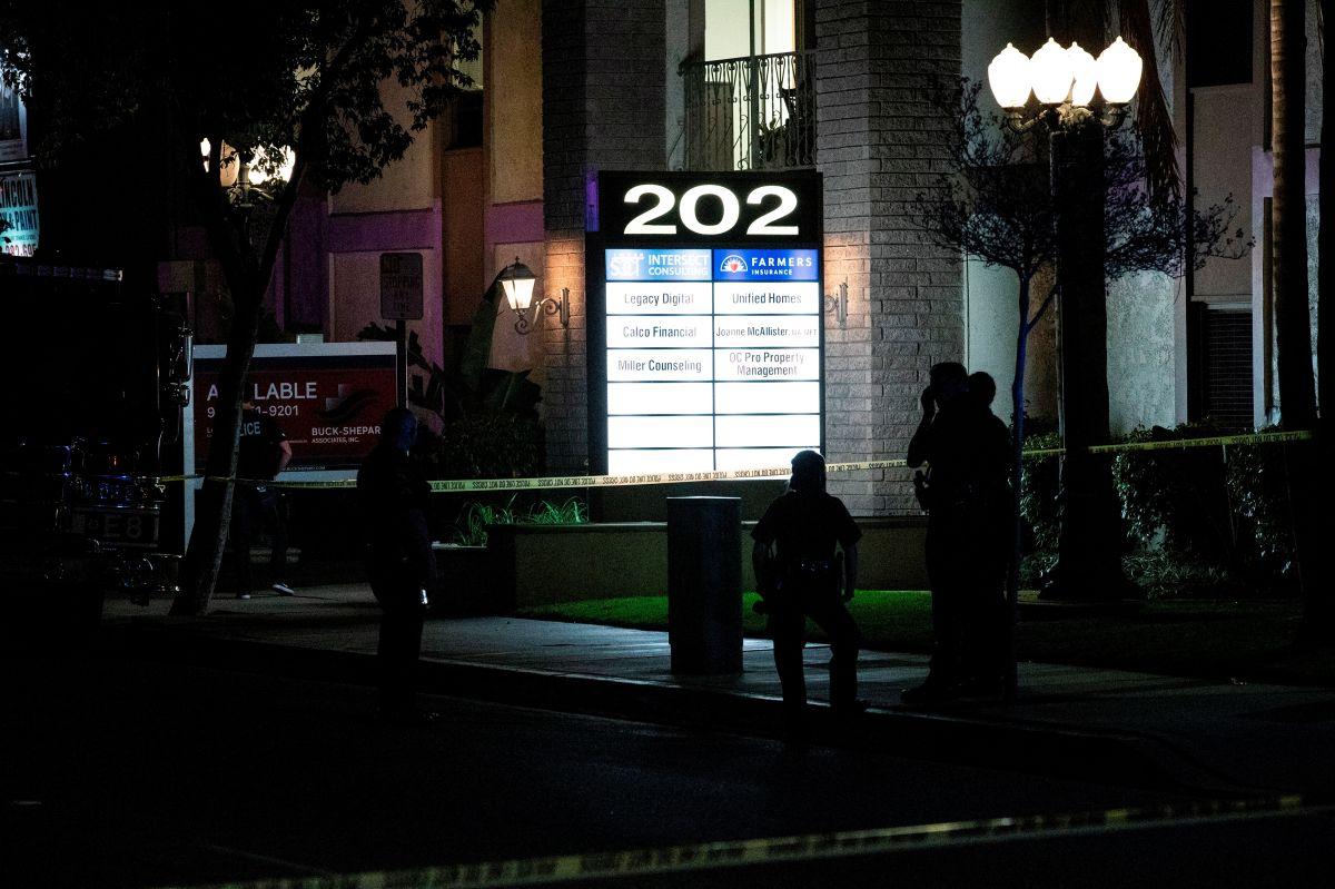 Cuatro personas, incluyendo un niño, mueren en tiroteo masivo en la ciudad de Orange, California