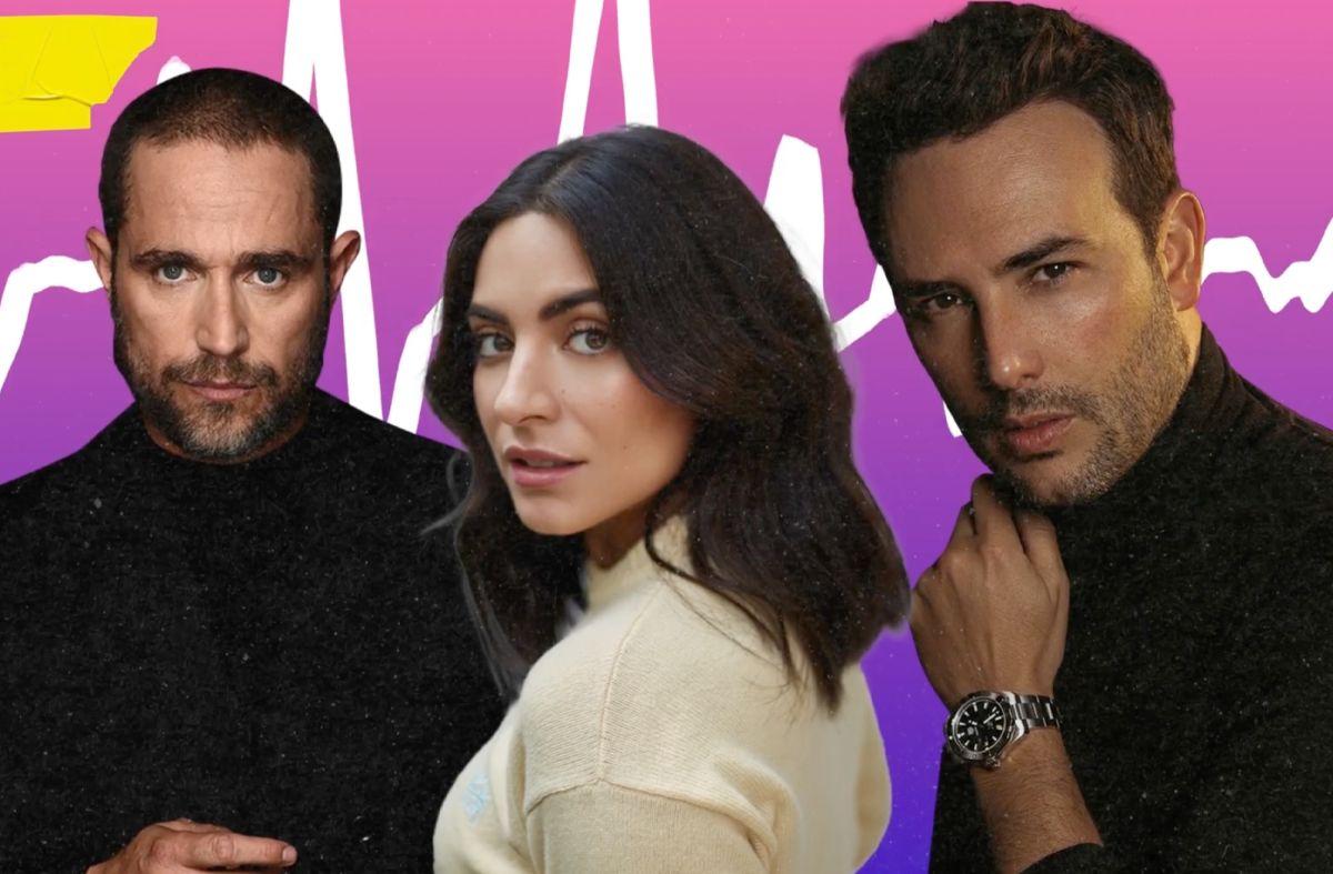 Ana Brenda Contreras confirma su salida de Netflix y la serie 'Pálpito' | La Opinión