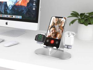 Las mejores opciones de estaciones de carga para tus dispositivos Apple