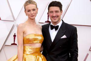 El marido de Carey Mulligan robó un recuerdo de su paso por la entrega del Oscar
