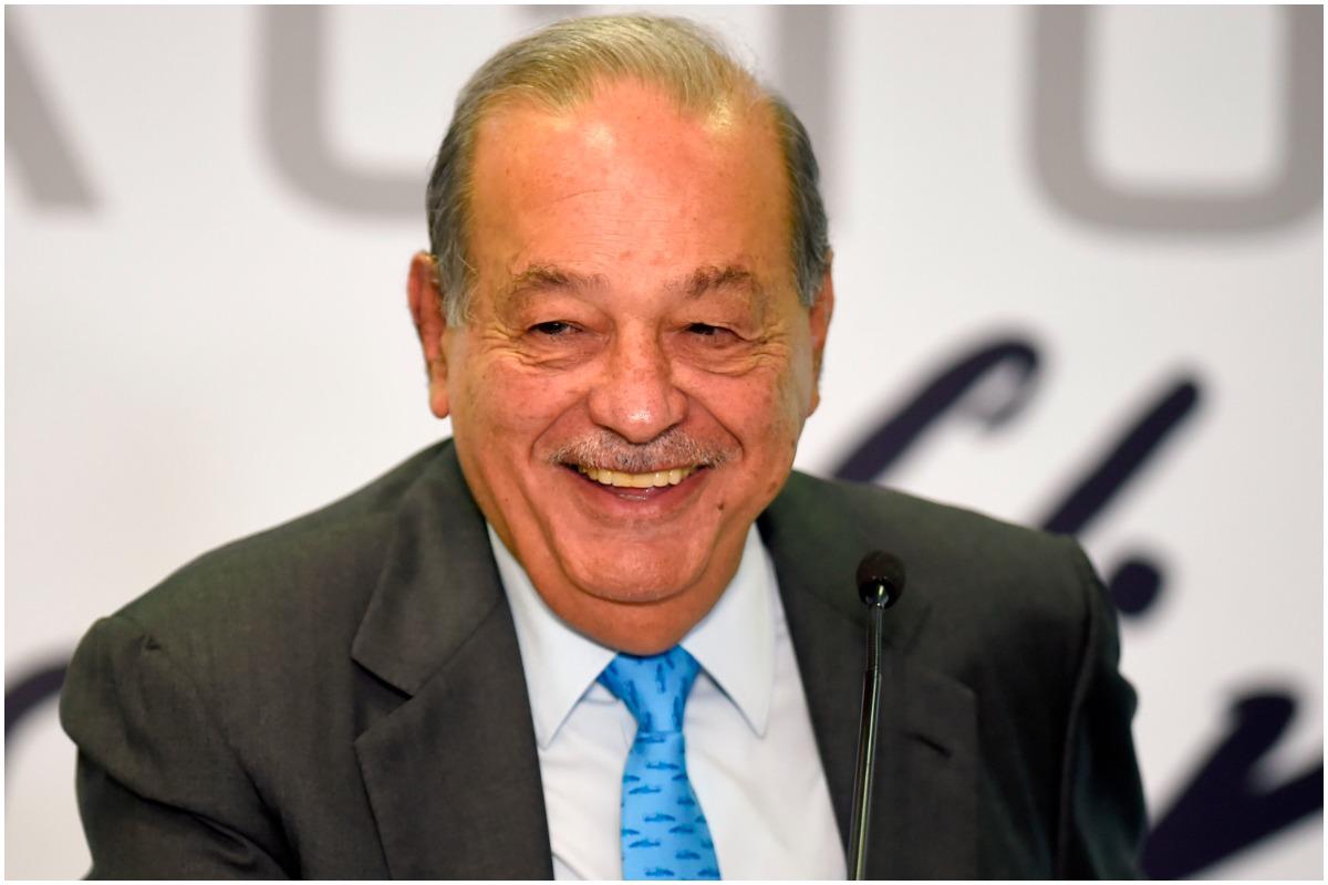 Así es la 'modesta' mansión donde vive Carlos Slim, el hombre más rico de México