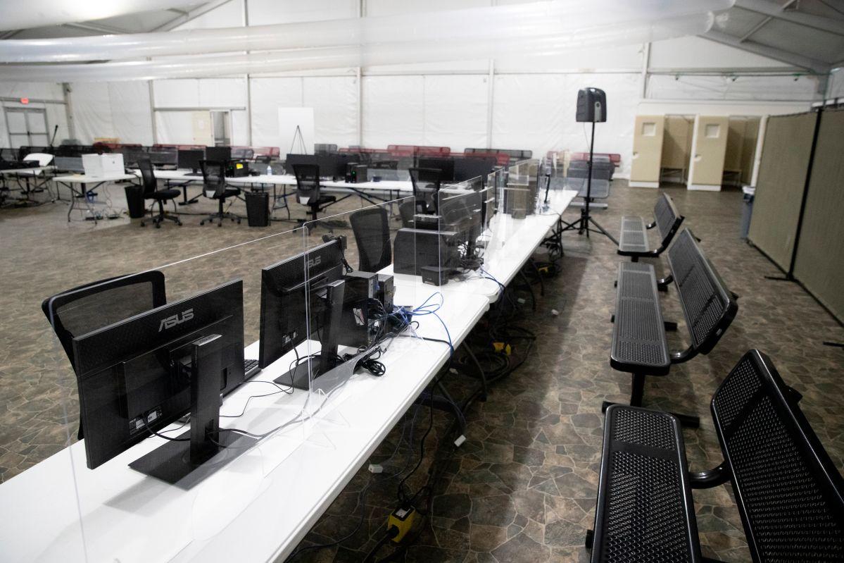 CBP anuncia la apertura de un nuevo centro de procesamiento de inmigrantes en Arizona