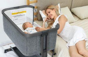 Los mejores diseños de cunas para tu bebé recién nacido