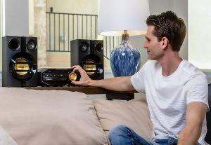 Equipo de sonido para entretenimiento en tu casa por menos de $200