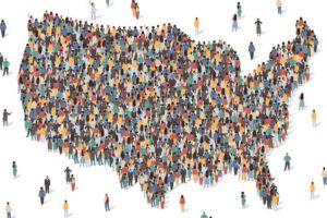 5 profundos cambios en la población de EE.UU. que alteran la pelea entre demócratas y republicanos