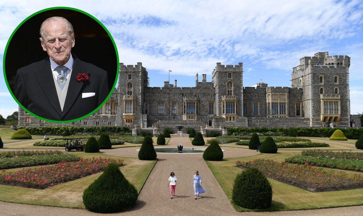 Conoce por dentro el Castillo de Windsor, el lugar donde murió el príncipe Felipe de Edimburgo