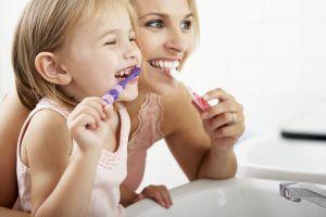 5 productos especiales para la higiene bucal de los niños