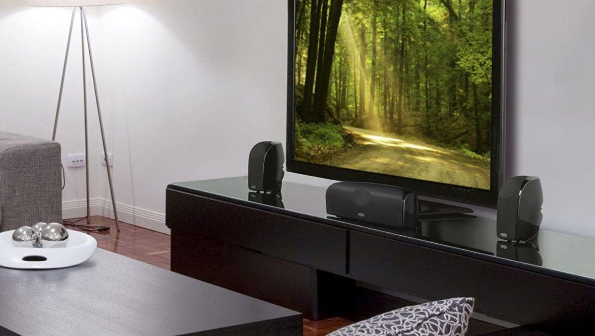 Convierte tu casa en una sala de cine con estos sistemas de audio home theater