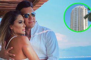 Conoce el lujoso edificio donde Larry Ramos, el galán de Ninel Conde, pasa su arresto domiciliario