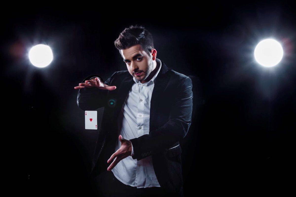 Michel Gallero, el sorprendente mago que deja con la boca abierta a los famosos en Miami