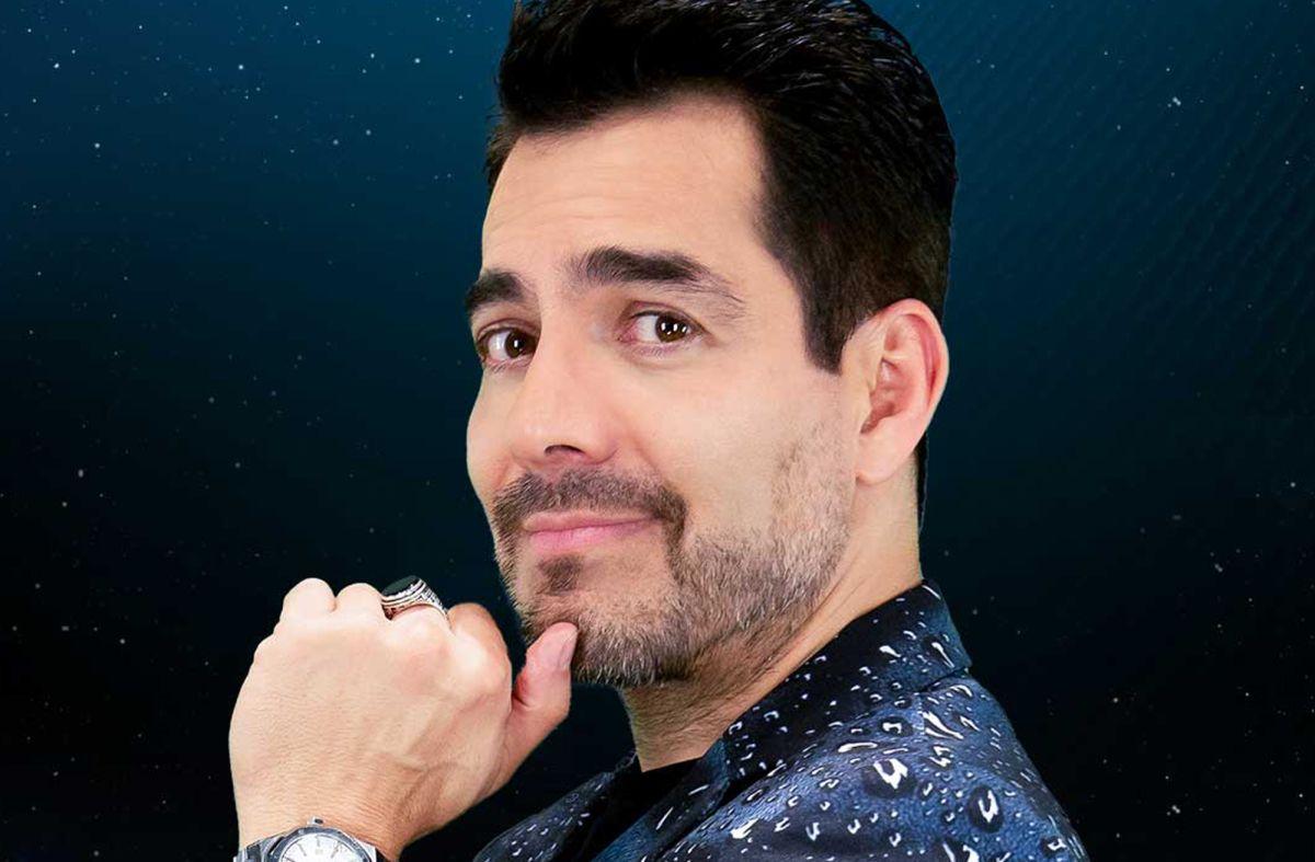 Omar Chaparro, presentador de 'Tu-Night'   EstrellaTV
