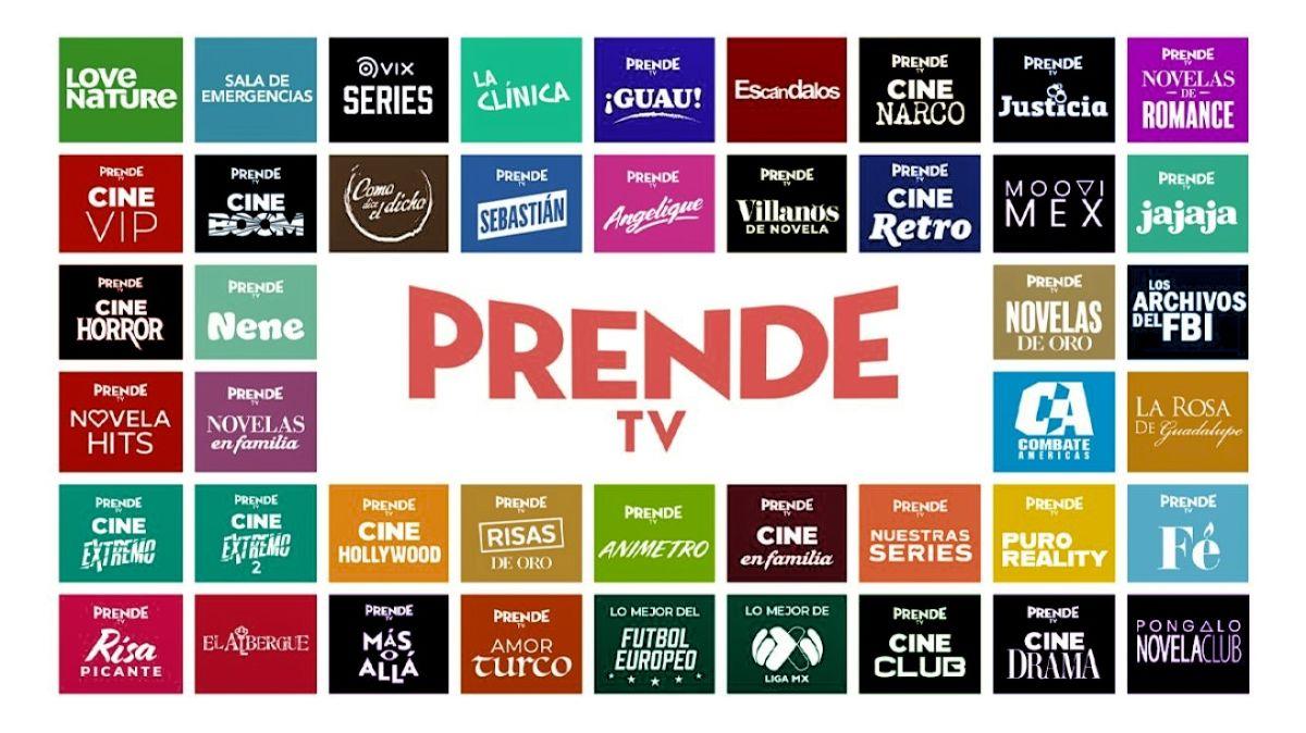 Univision presenta PrendeTV un servicio de streaming en español totalmente…¡gratis!