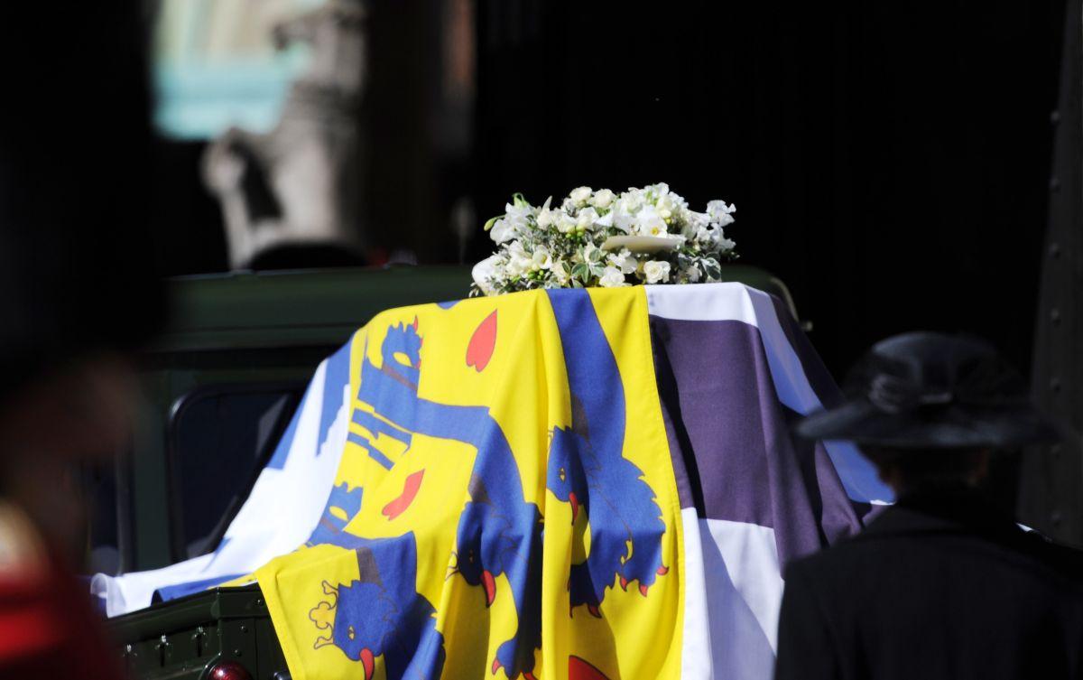 Funeral del príncipe Felipe: las imágenes de la despedida del esposo de la reina Isabel II