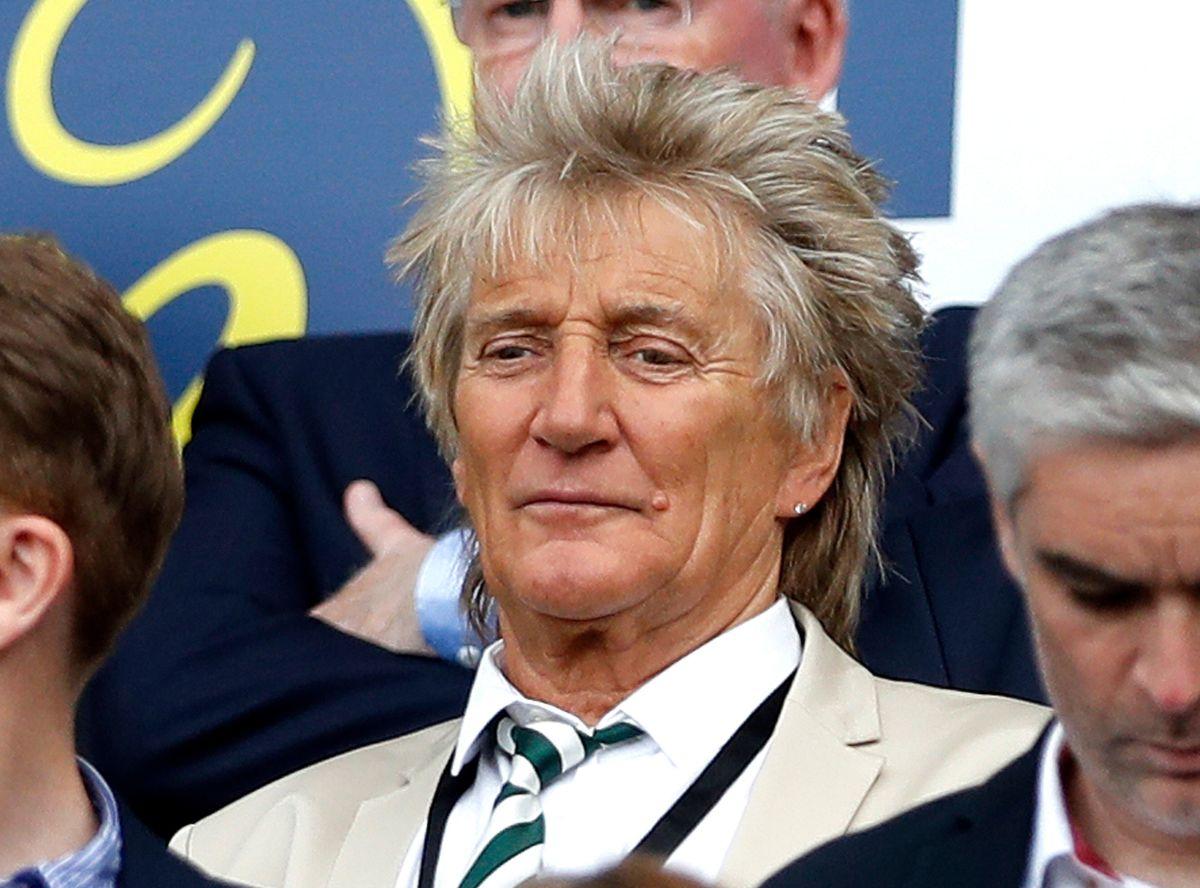 Rod Stewart utilizaba mayonesa para conseguir su mítico peinado