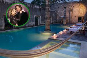 Así luce actualmente la hacienda donde surgió el amor entre Angelique Boyer y Sebastián Rulli
