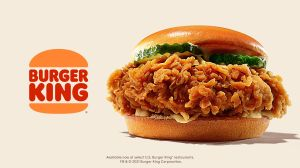 Burger King retrasa el lanzamiento de su sándwich de pollo por esta sorprendente razón