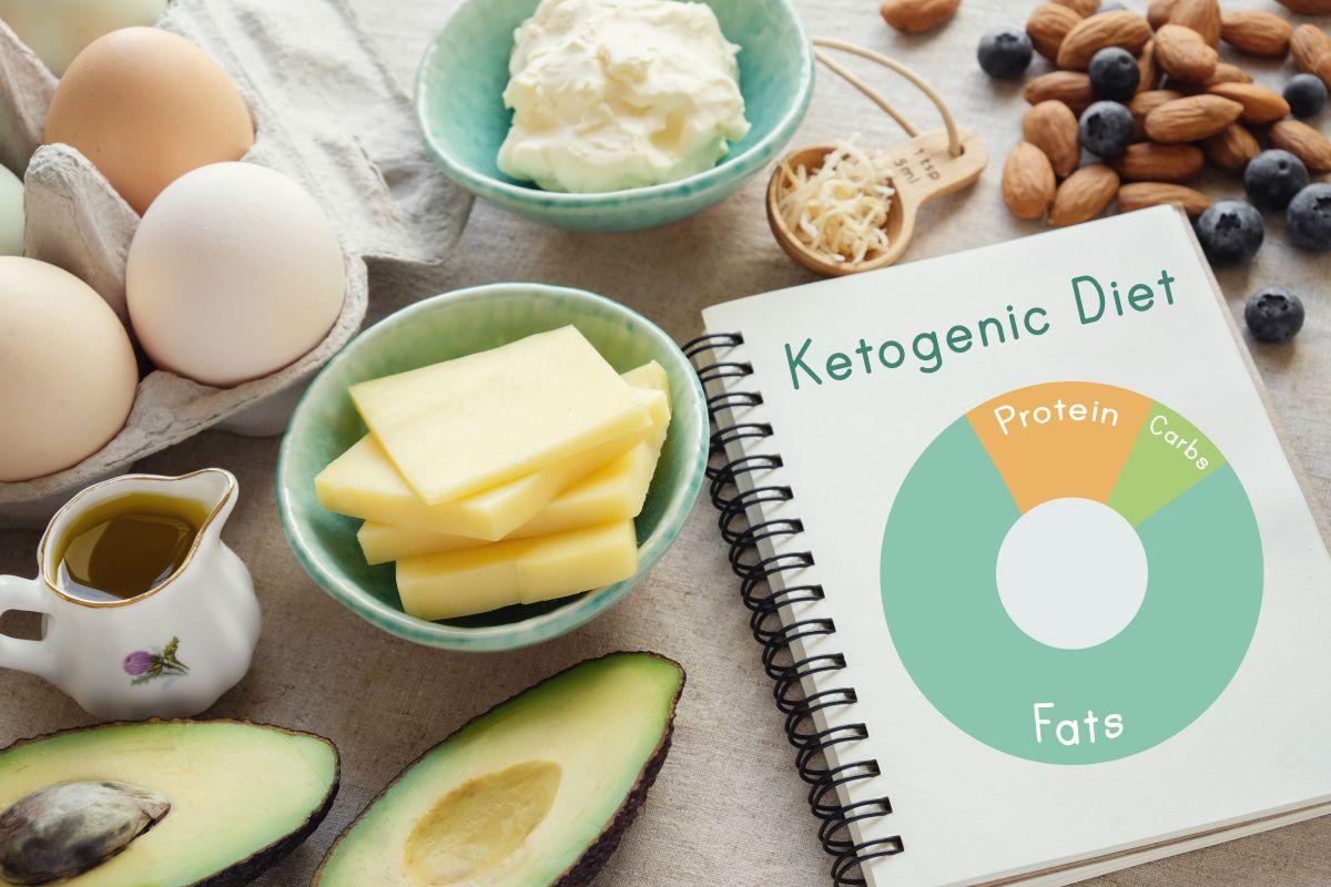 La dieta keto ofrece mejores resultados cuando la combinas con suplementos especiales