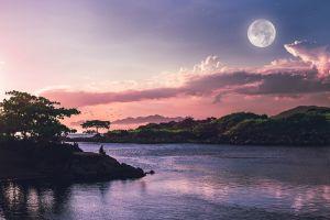 Qué significa para tu horóscopo la superluna rosa de abril